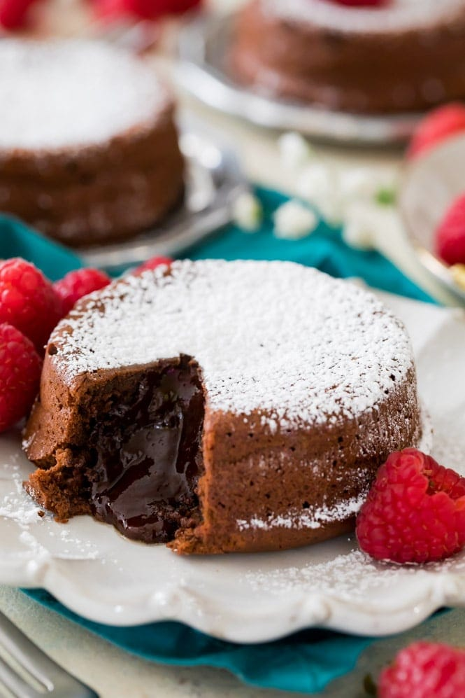 How to make Chocolate Lava Cakes