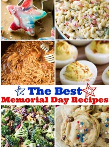 The Best Memorial Day Recipes