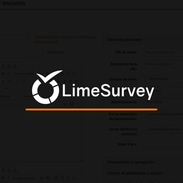LimeSurvey
