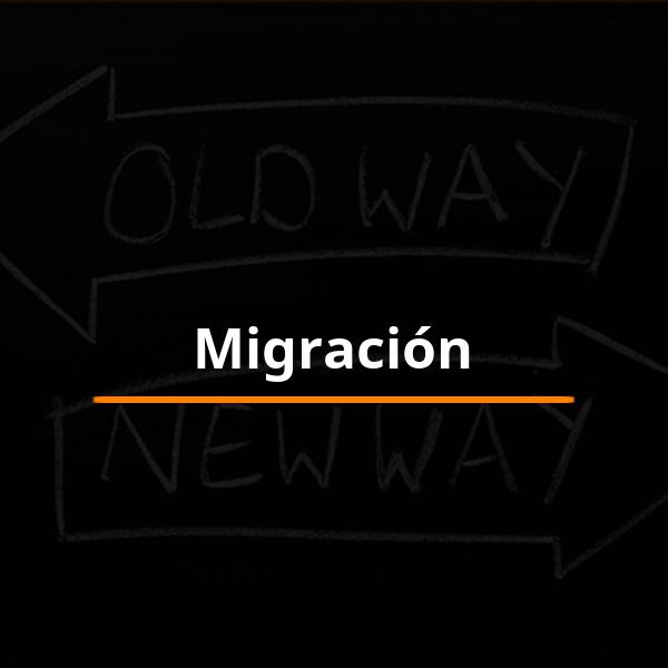 Migración de Plataformas Privativas a OpenSource