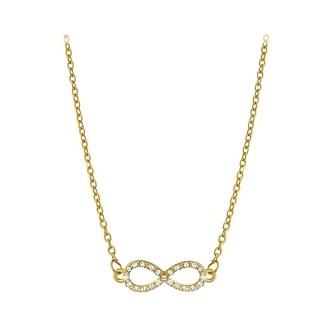 Collier infinity met kristal