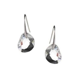 Kristallen oorbellen
