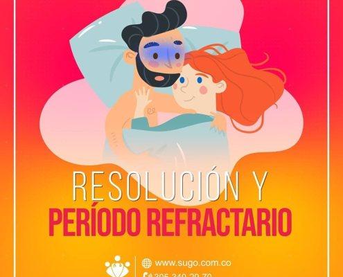 la excitación La Excitación refractario 1 especialistas médicos SUGO| Md. Esp. Sexología Urología Ginecología y Obstetricia refractario 1
