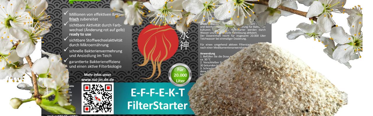 Filterstarter