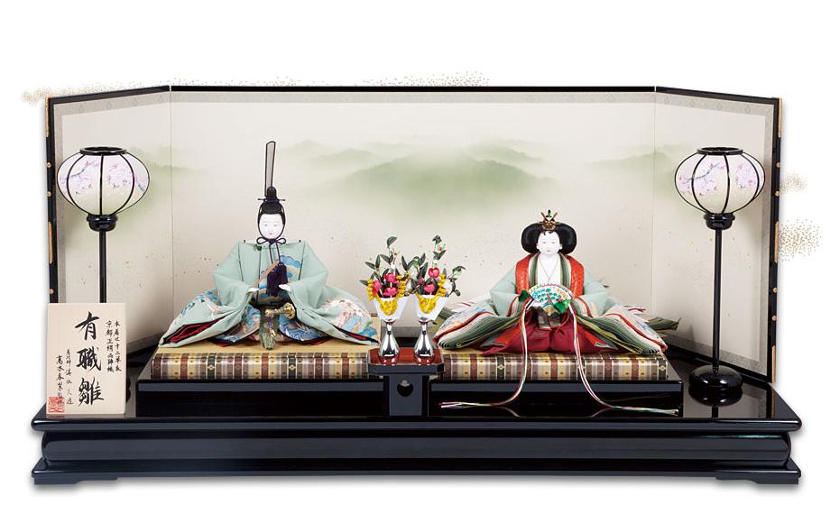 京七番親王飾り