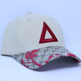 Limited Bird Flower Red TriSwag (1)