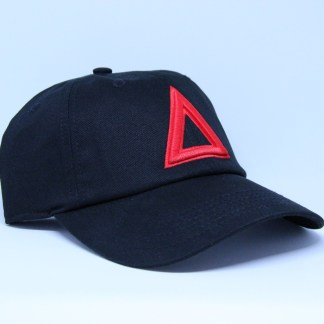 dad-hat-black-red-triangle (1)