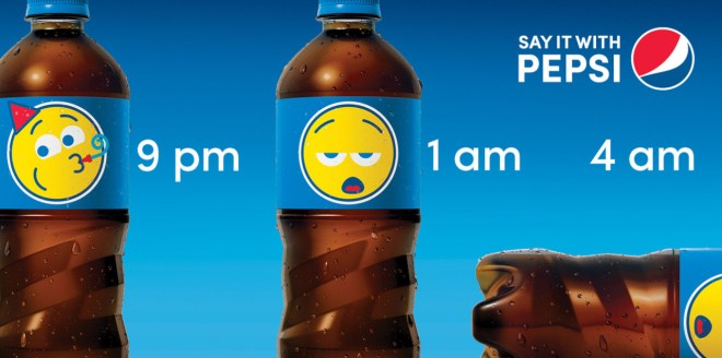 Say it with a Pepsi 2