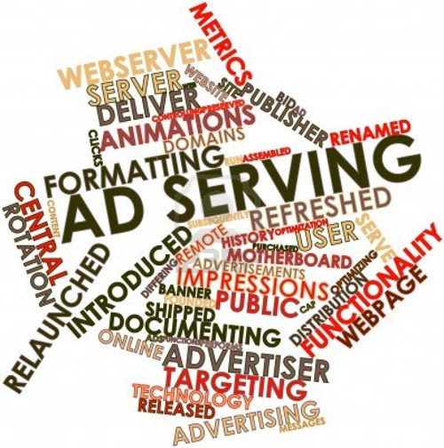 Ad-Serving-Word-Cloud