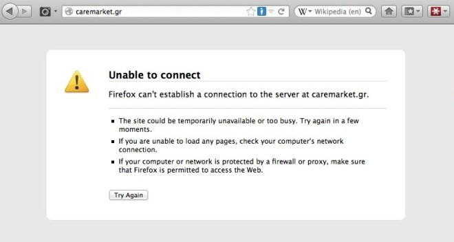 Caremarket.gr without www