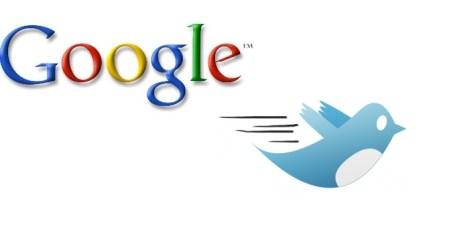 Twitter-Google