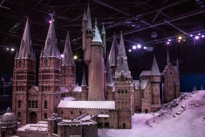 Hogwarts Harry Potter Studios London Watford