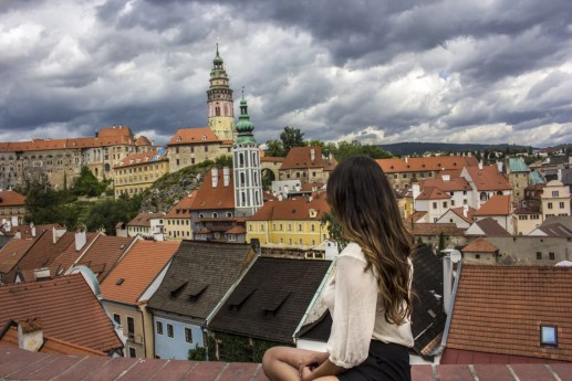Cesky Krumlov fairytale town solo female travel Czech Republic Busabout Suitcase And I 4