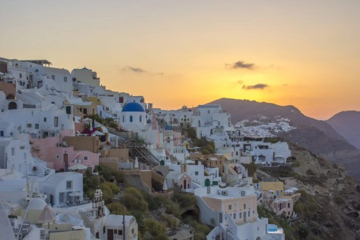 Santorini Greece Greek Islands Busabout Solo Female Travel Guide Oia 7