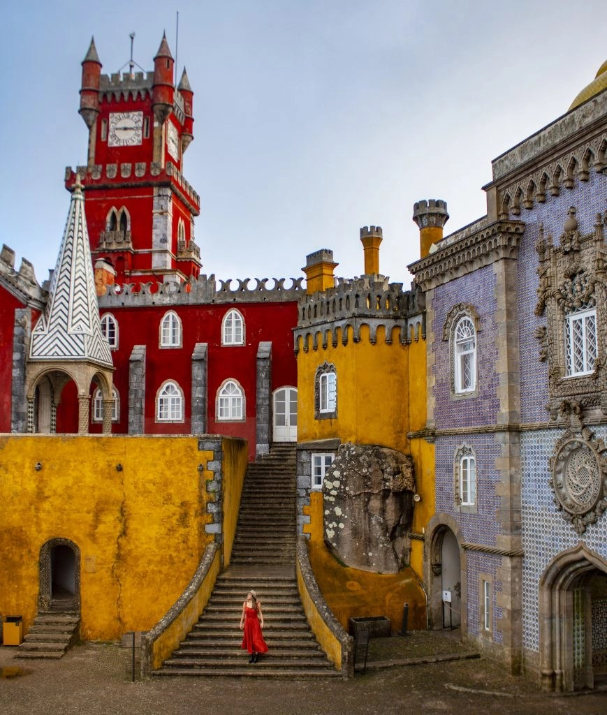 Sintra Day Trip From Lisbon Pena Palace Portugal