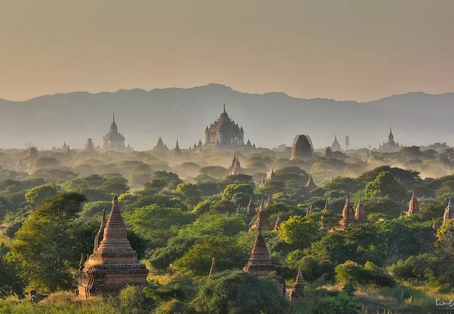 Mystic Bagan. 5 must-not-miss spots
