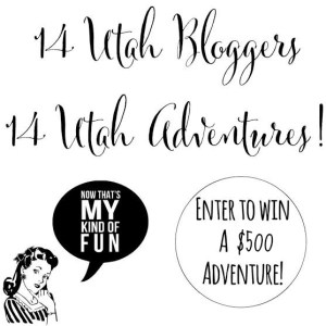 $500 Utah Adventure Giveaway