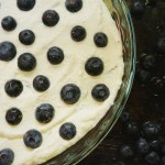 Blueberry Baked Ricotta