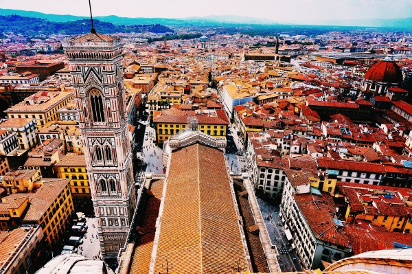 Suitcase Foodist Travels - Florence