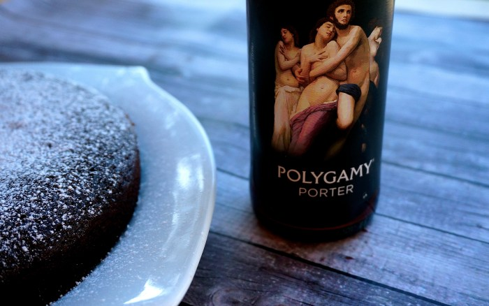 Easy Chocolatey Porter Cake | Suitcase Foodist