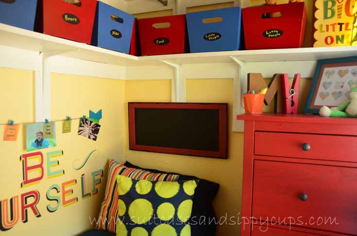 big family small space how to turn a closet into a kid s bedroom test