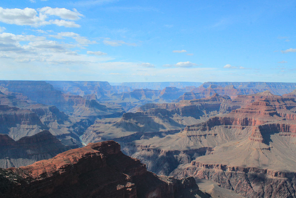 Grand Canyon west usa