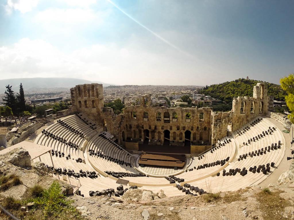 Amphitheatre Athens