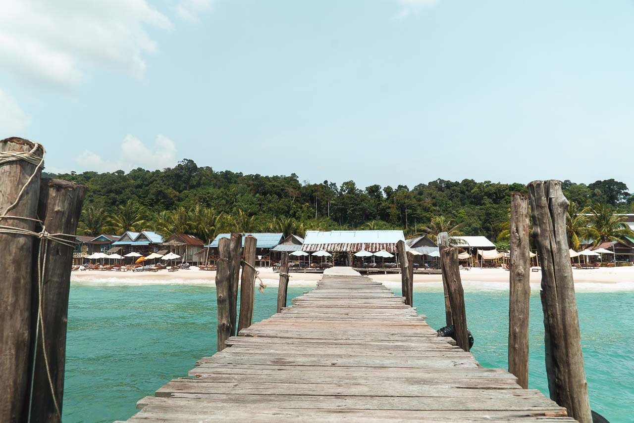 Koh Rong Beaches