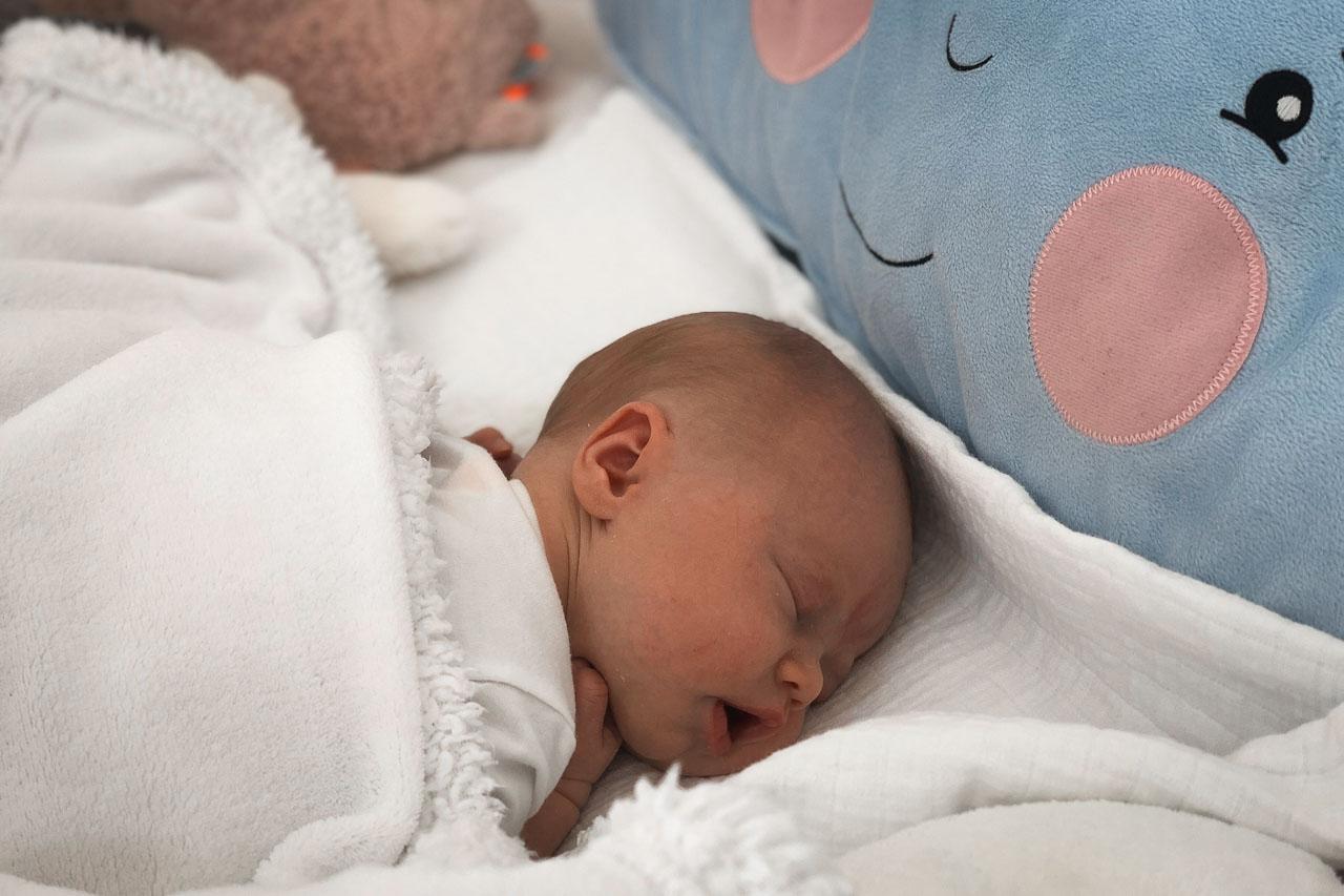 Birth of my nephew's daughter