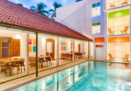 Hotel J unawatuna