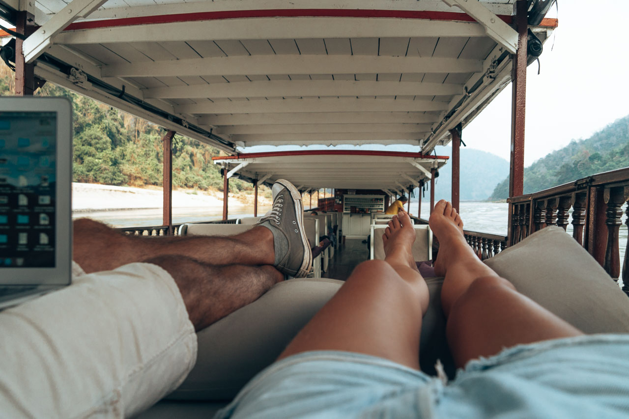 visit Laos in 2 weeks - Luang Say Cruise