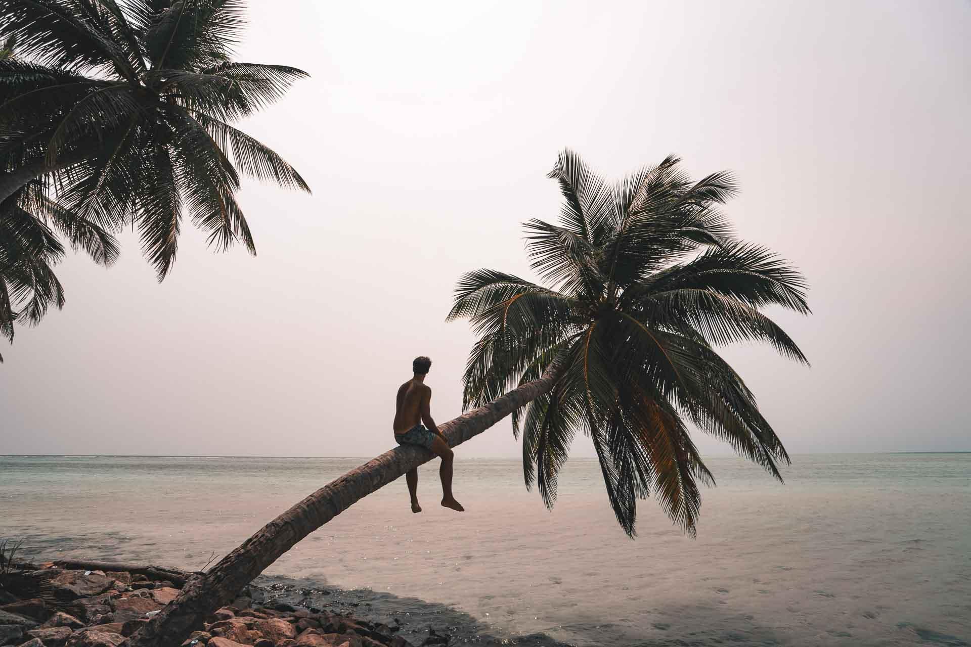 Maldives - Mathiveri sunset