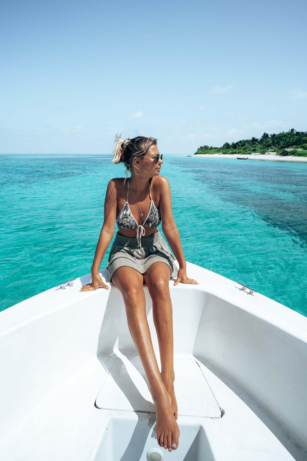 Maldives - Thoddoo
