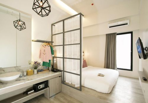 best places to stay in the Philippines - Lub d Philippines Makati