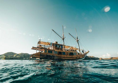 Phinisi Aquamarine