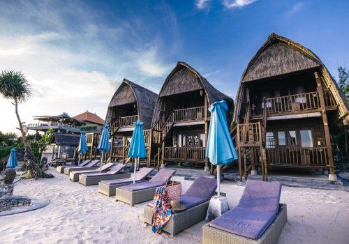 Dream Beach Huts Nusa Lembongan