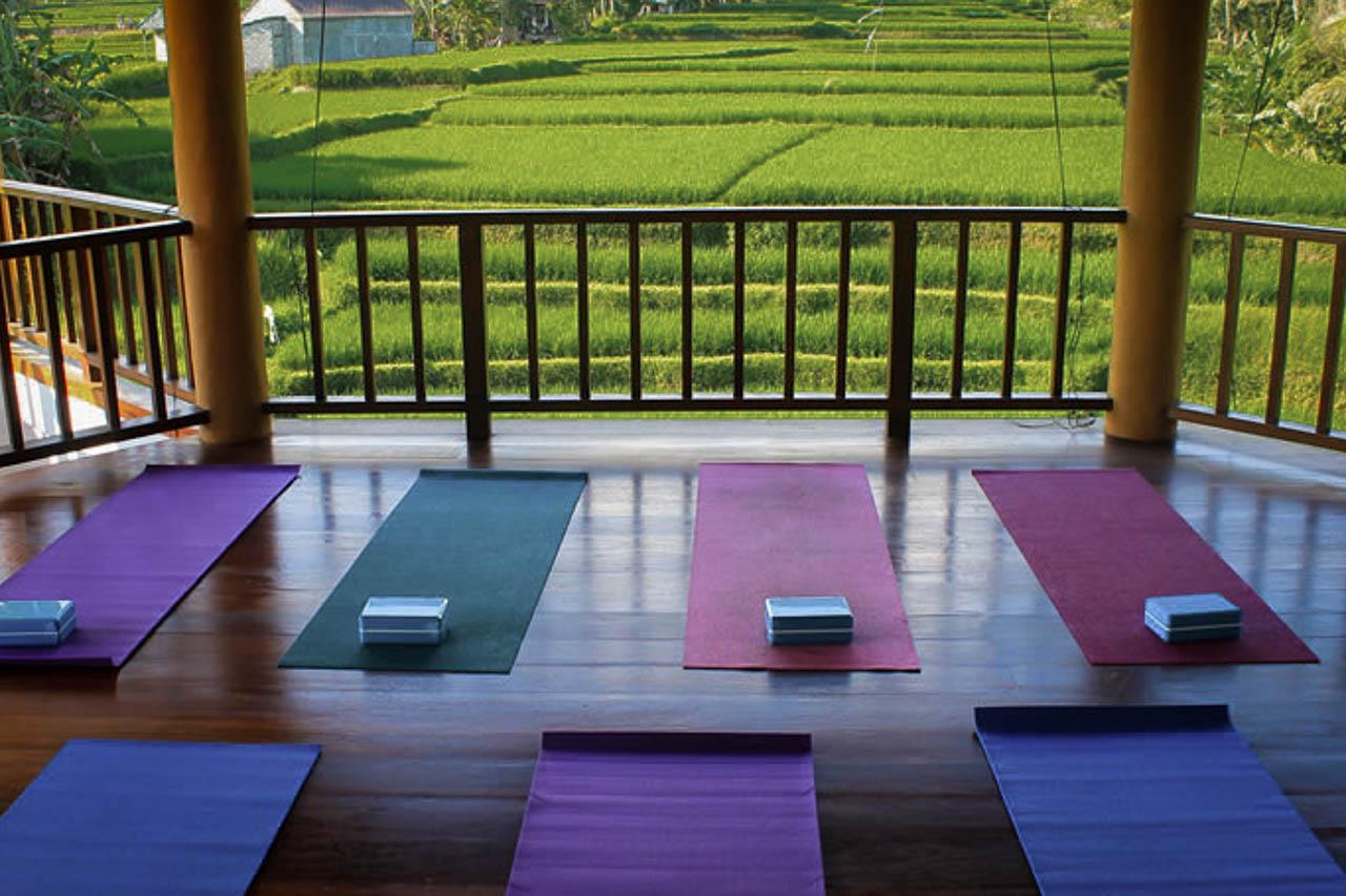 Bali Ubud Yoga House