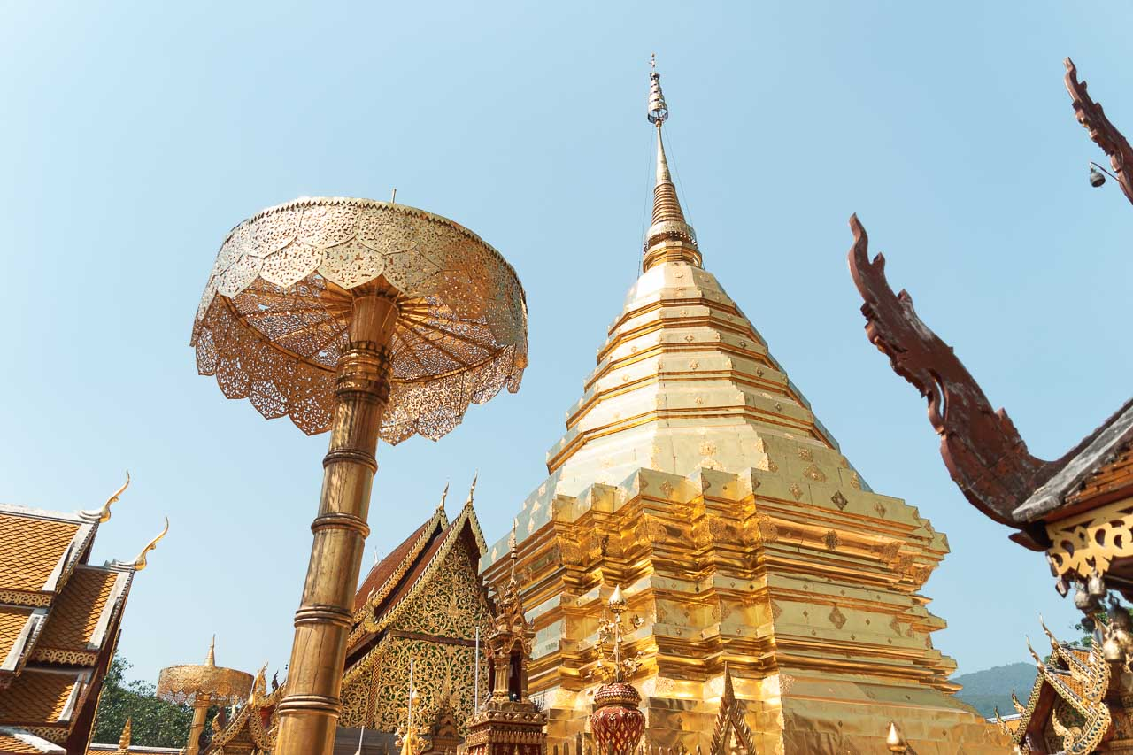 Chiang Mai Doi Suthep Temple