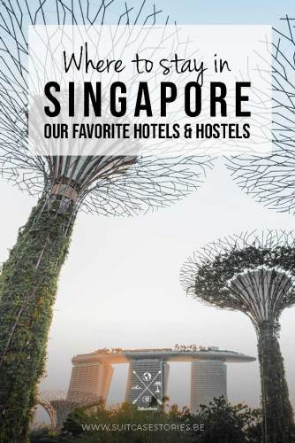 Pinterest Singapore Where to stay