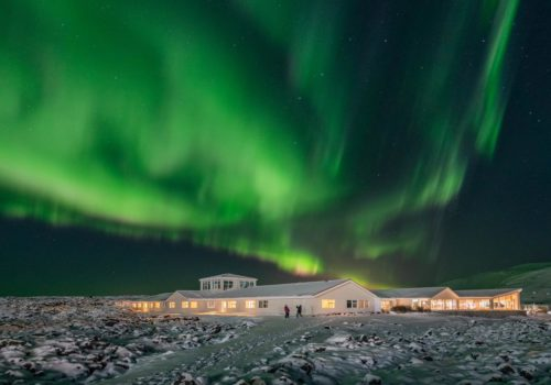 Northern Light Inn - Places to stay in Iceland