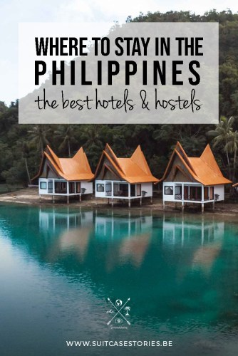 Best hotels & hostels in the Philippines