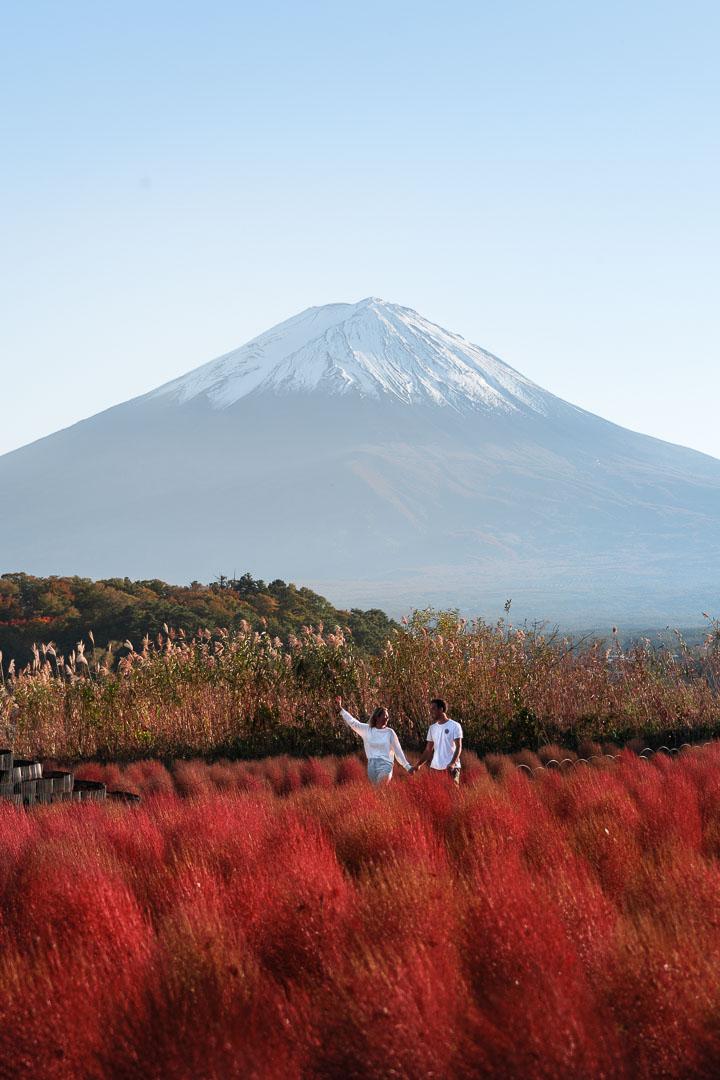 Japen - Mount Fuji