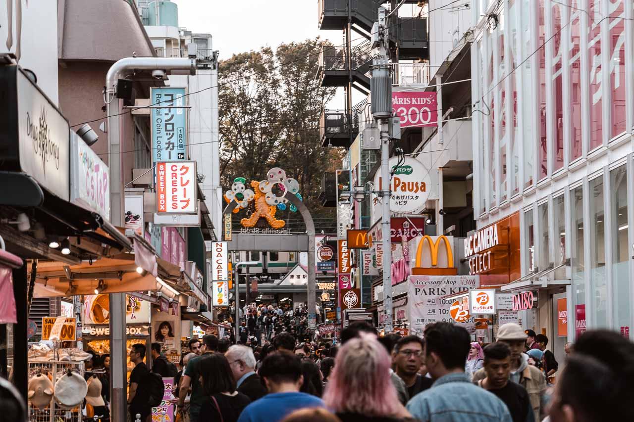 Shinjuku Harajuku Street