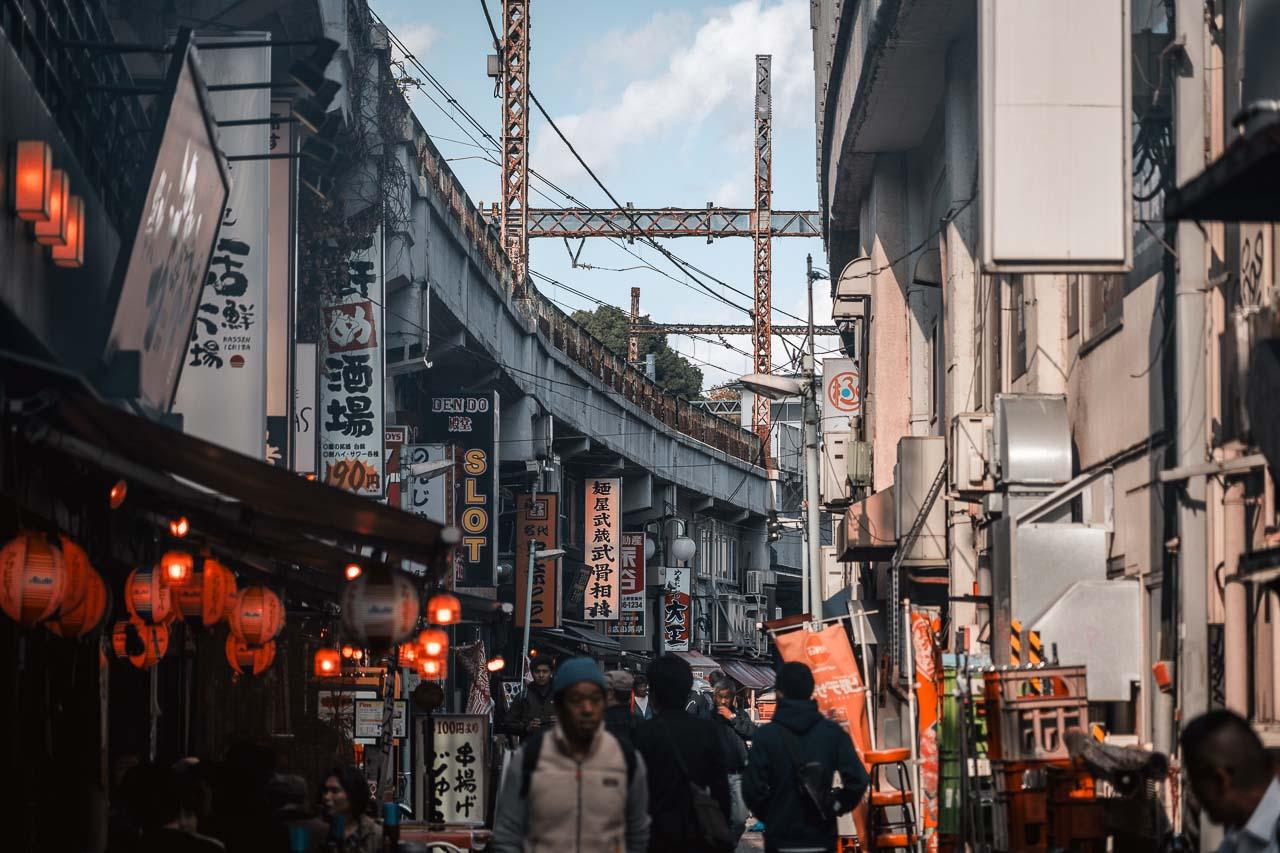 Getting around Tokyo: subway and metro