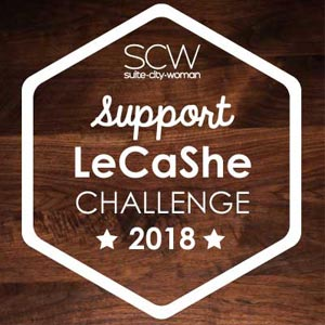 Support LeCashe Challenge 2018 Ad