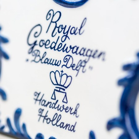 Used in the courtesy of Royal Goedewaagen©
