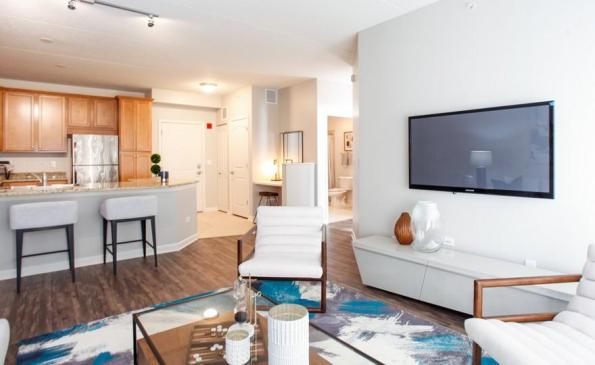 renew living kitchen