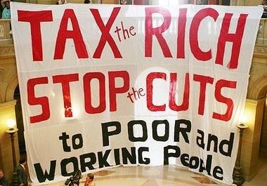 Statement: Coalition of Maine Progressive Groups Urge Collins to Vote NO on GOP Tax Bill