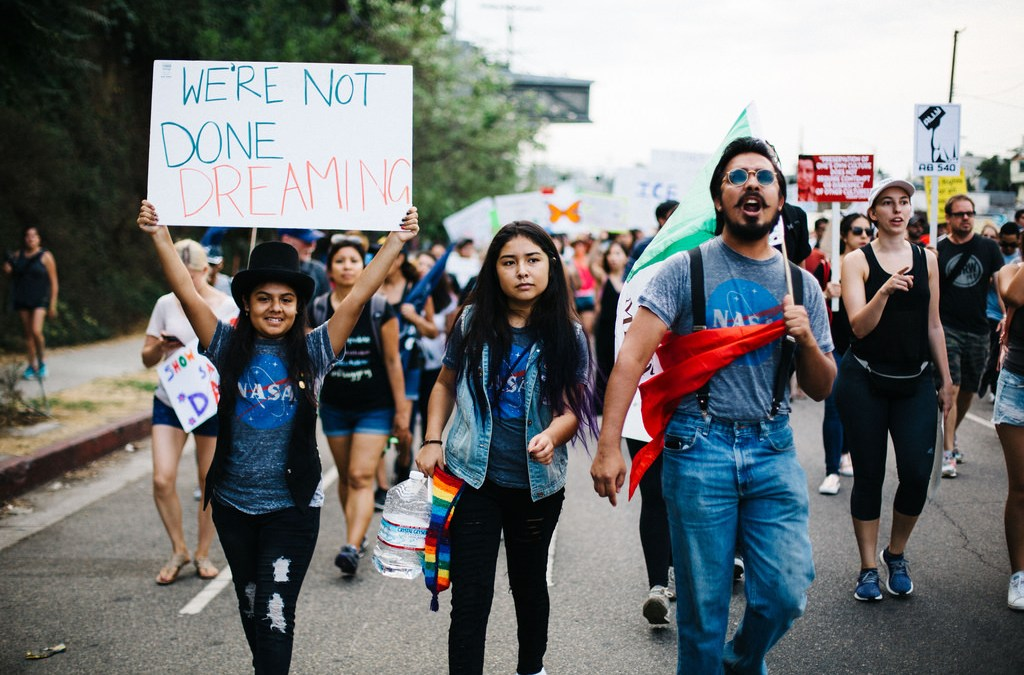 DACA UPDATE: Stay Focused on DREAMers