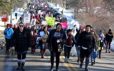 MARCH FOR EQUALITY: Join a March or Rally January 18-19